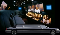 LINCOLN SUPER STRETCH LIMO